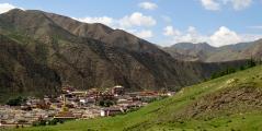 Xiahe a klášter Labrang 6 [nové okno]